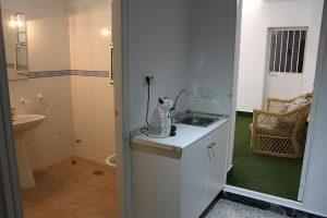 Instalaciones El Patio alojamiento de empresas, alquiler de oficinas en Huelva con todo incluido
